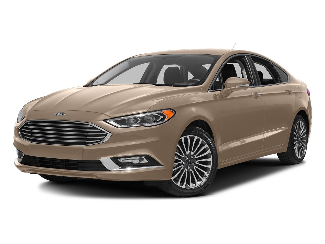 2018 Ford Fusion TITANIUM Durham NC