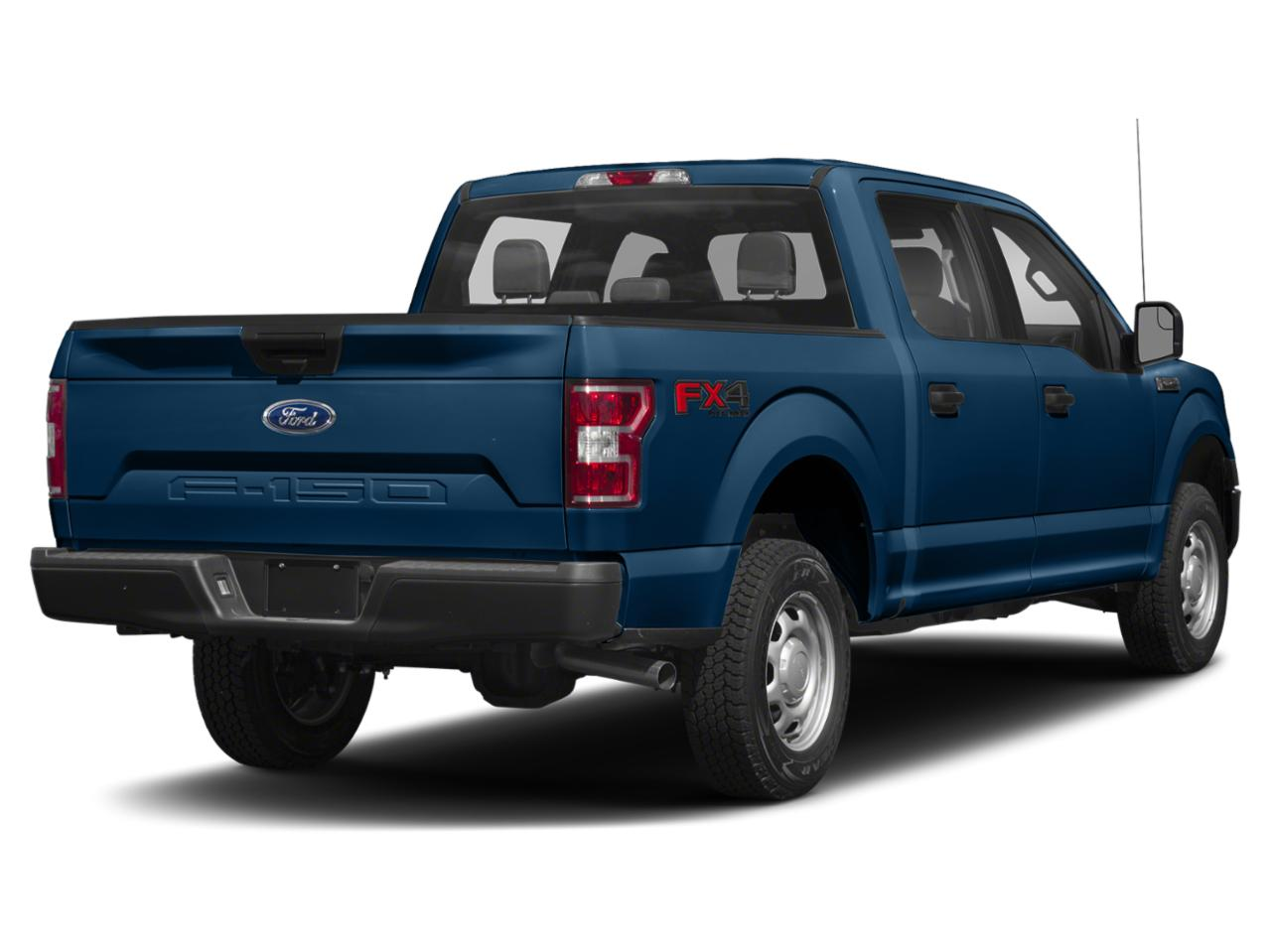 2018 Ford F-150  Crew Cab Pickup Slide