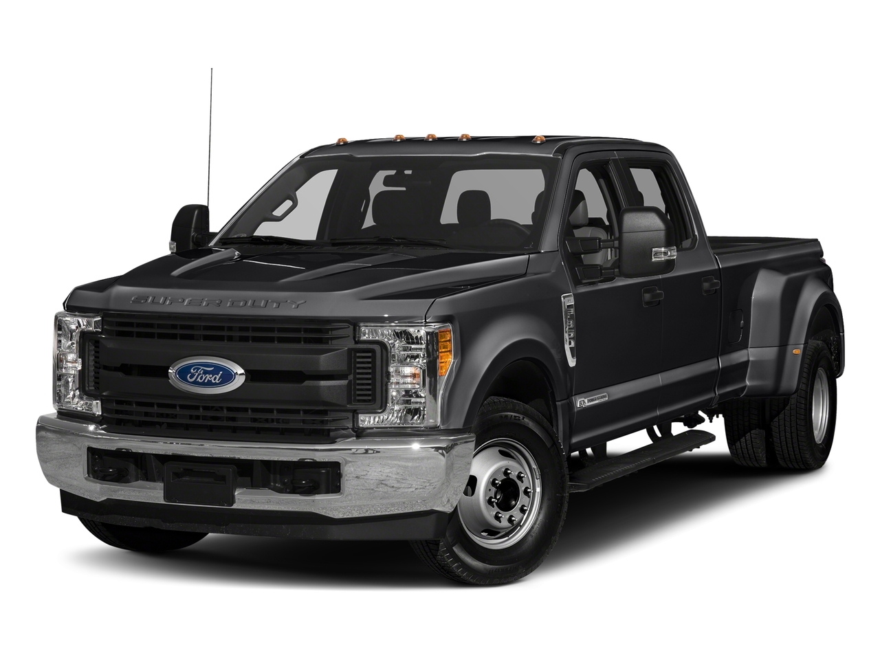 Black 2018 Ford F-350SD  Crew Cab Pickup Mooresville NC