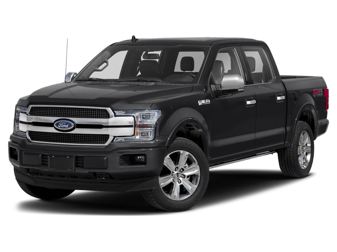 2018 Ford F-150 XL Crew Cab Pickup Slide