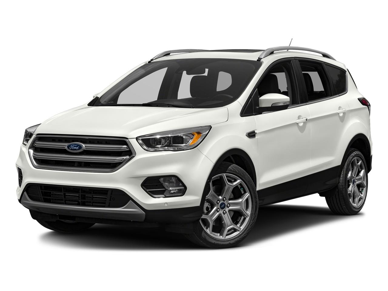 2018 Ford Escape TITANIUM Durham NC