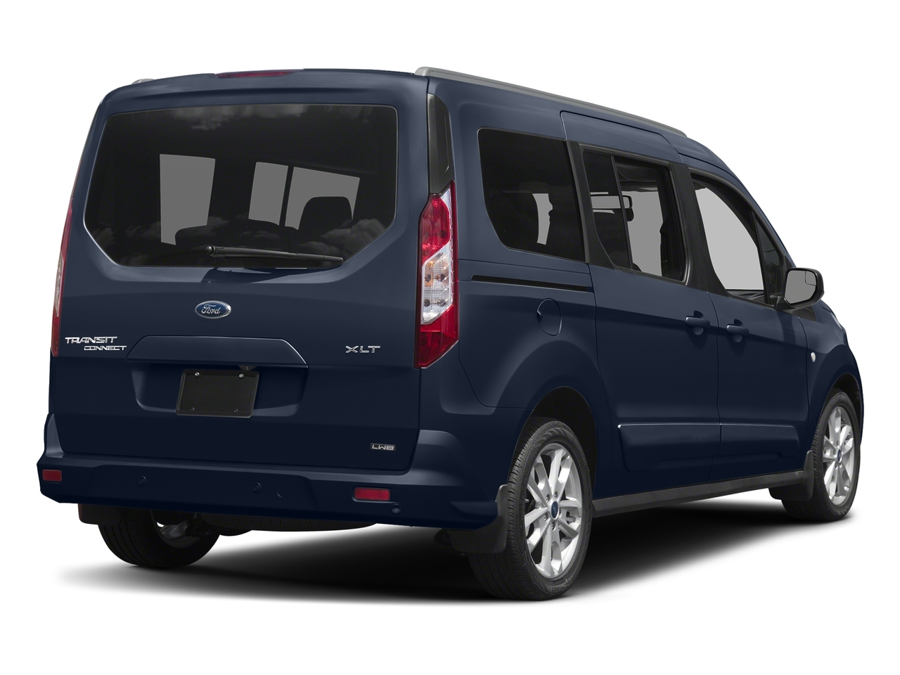 2018 Ford Transit Connect TITANIUM Charlotte NC