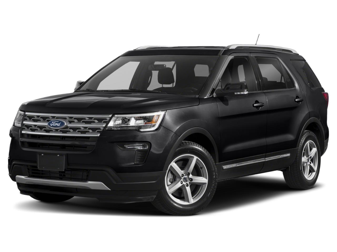 2018 Ford Explorer PLATINUM SUV Slide