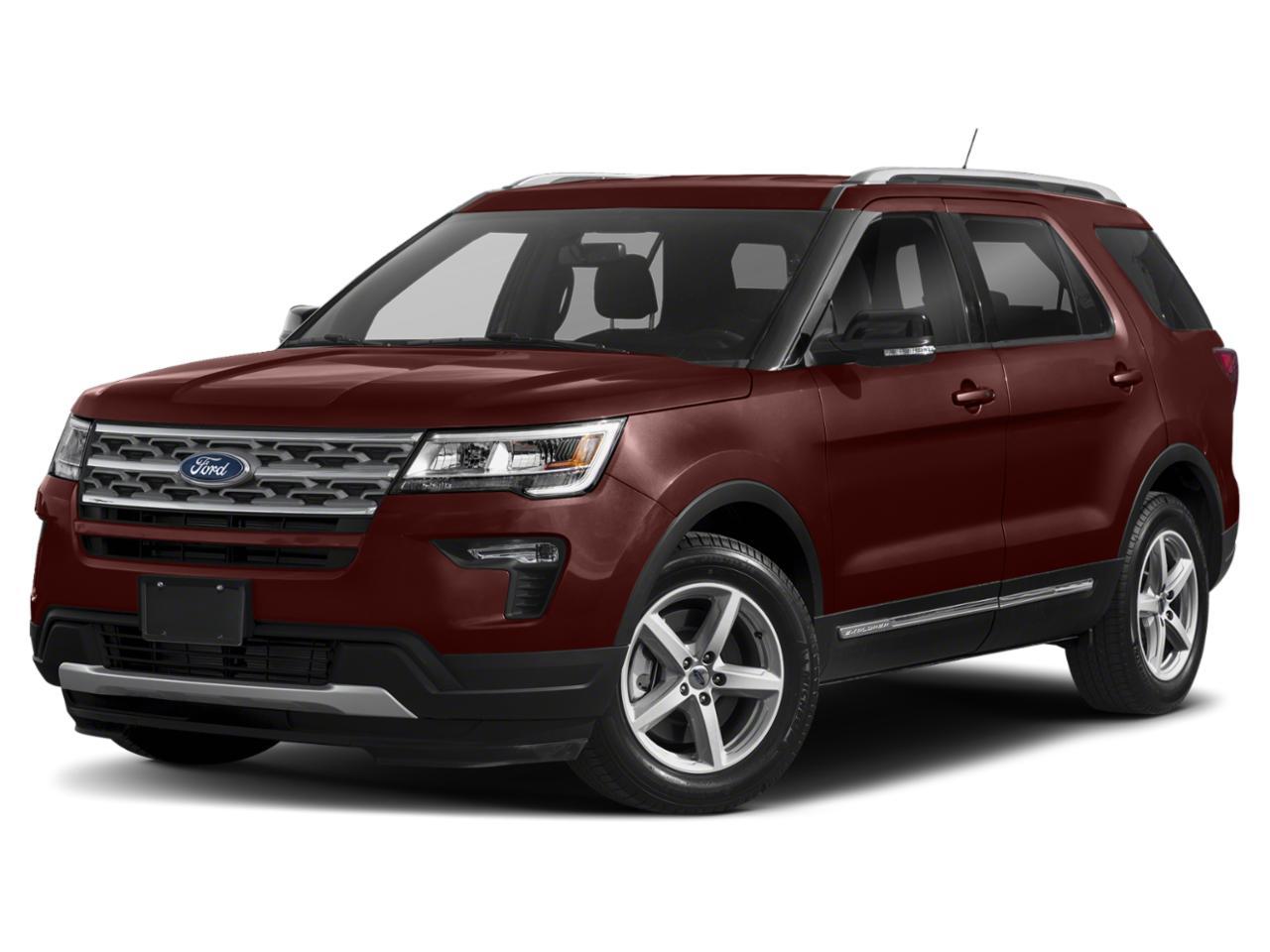 2018 Ford Explorer XLT 4D Sport Utility Slide 0