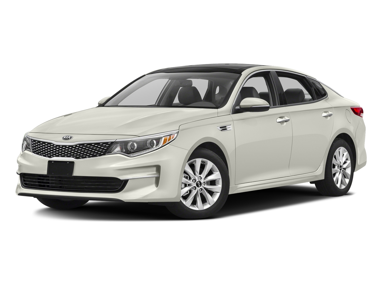 Snow White Pearl 2016 Kia Optima LX 4dr Car Raleigh NC