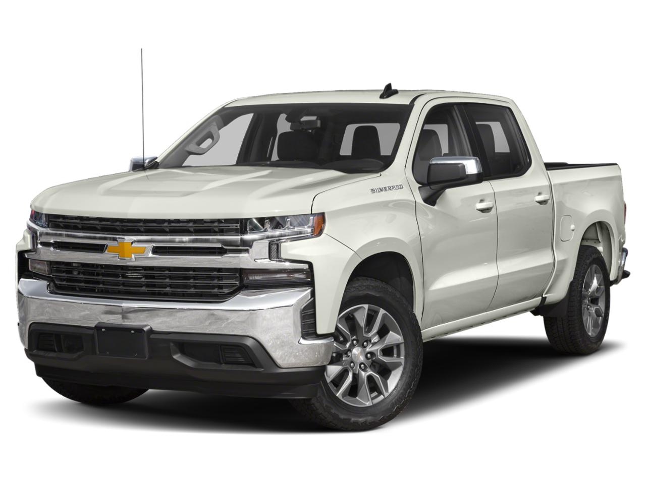 Pearl 2019 Chevrolet Silverado 1500 HIGH COUNTRY Crew Cab Pickup Wake Forest NC