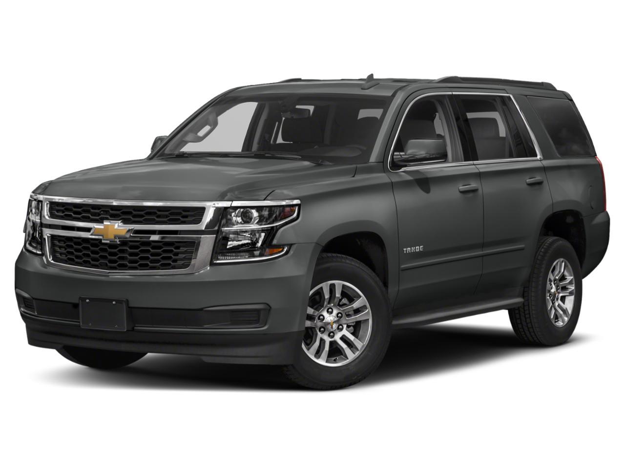 Shadow Gray Metallic 2019 Chevrolet Tahoe LS SUV Wake Forest NC