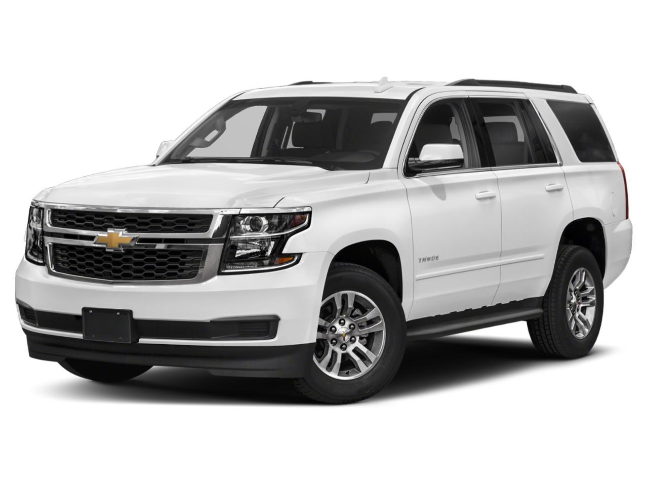 Summit White 2019 Chevrolet Tahoe LT SUV Wake Forest NC