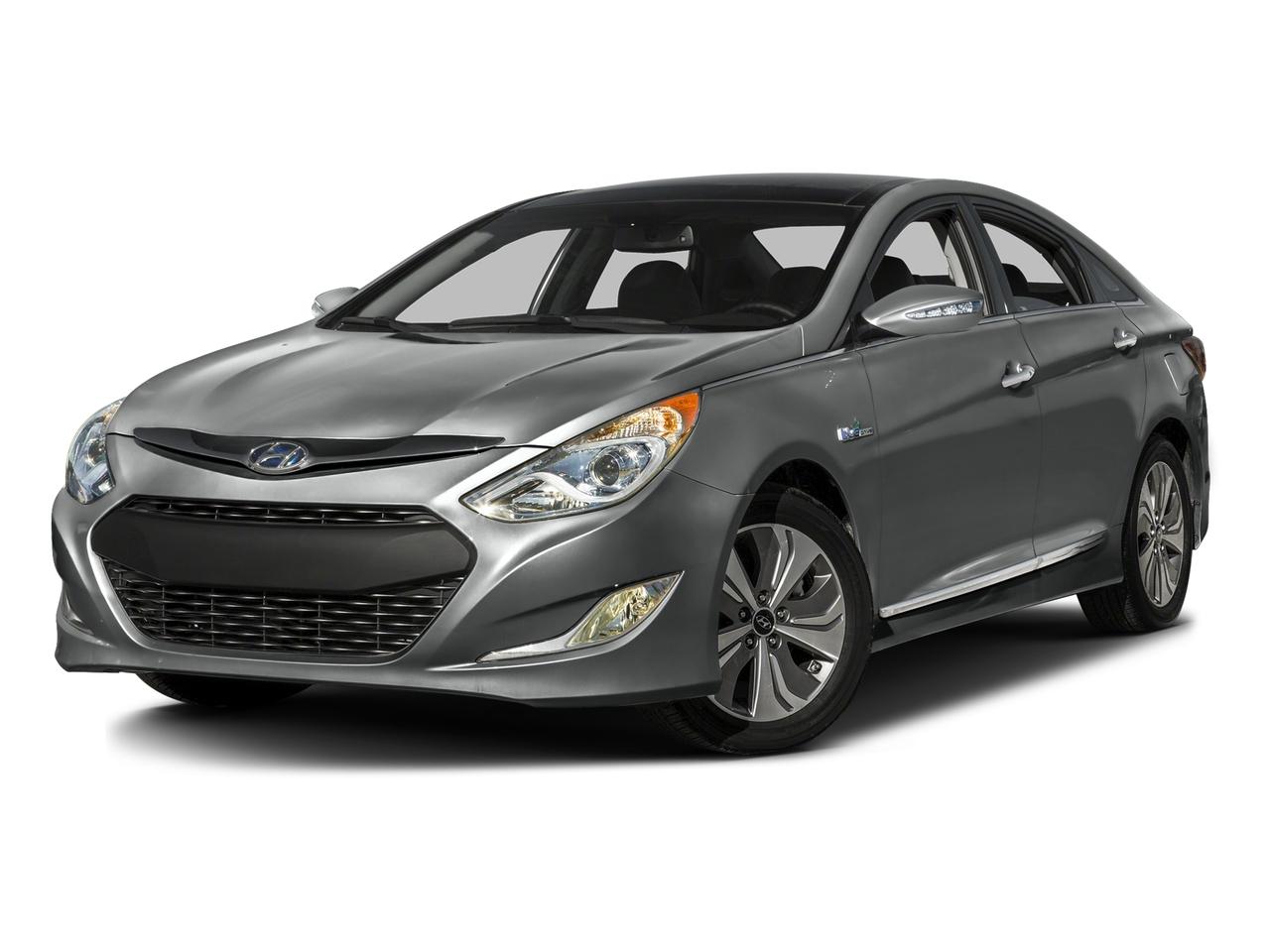 Pewter Gray Metallic 2015 Hyundai Sonata Hybrid 4dr Sdn Limited Jacksonville NC