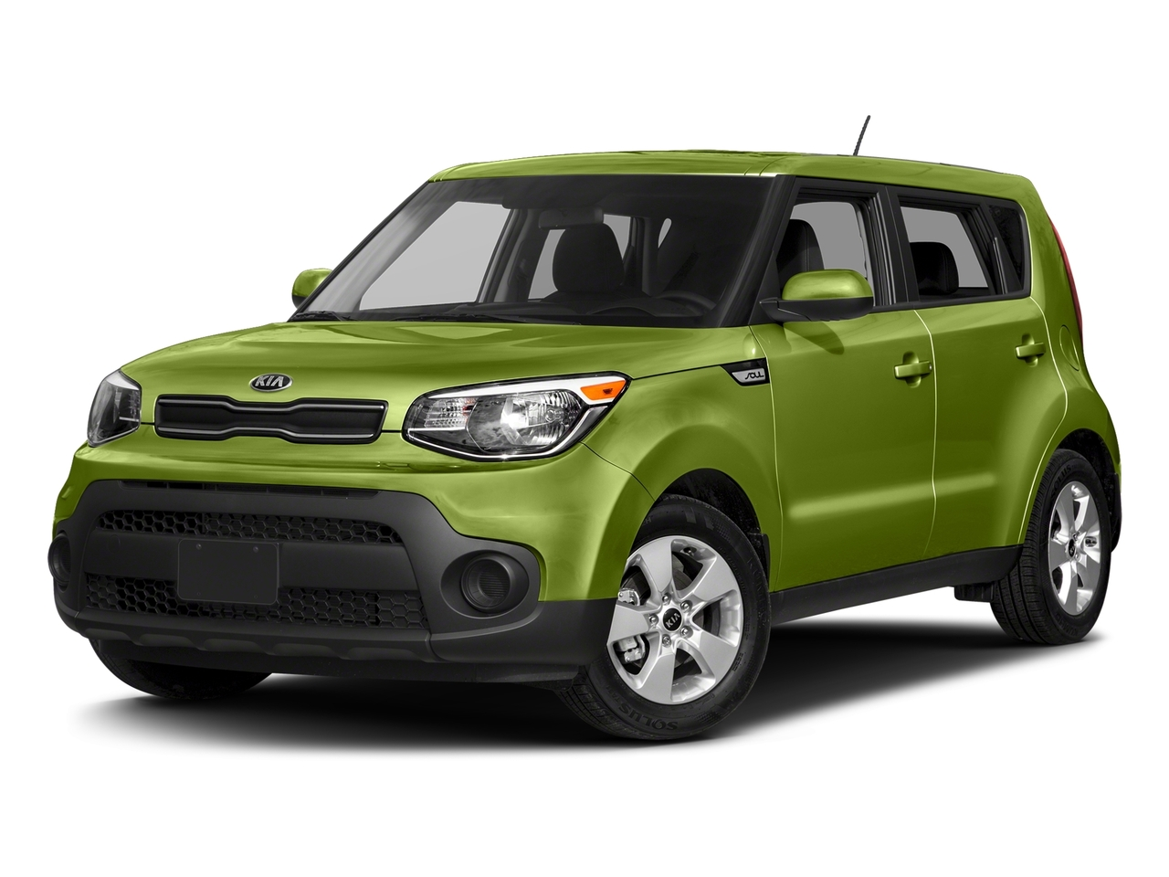 2018 Kia Soul BASE Hatchback Slide
