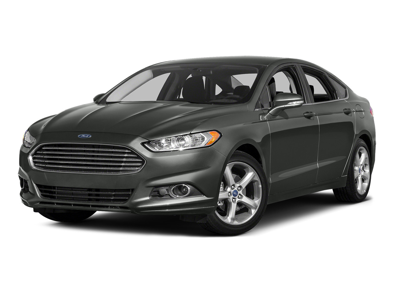 Magnetic 2016 Ford Fusion SE 4dr Car Raleigh NC