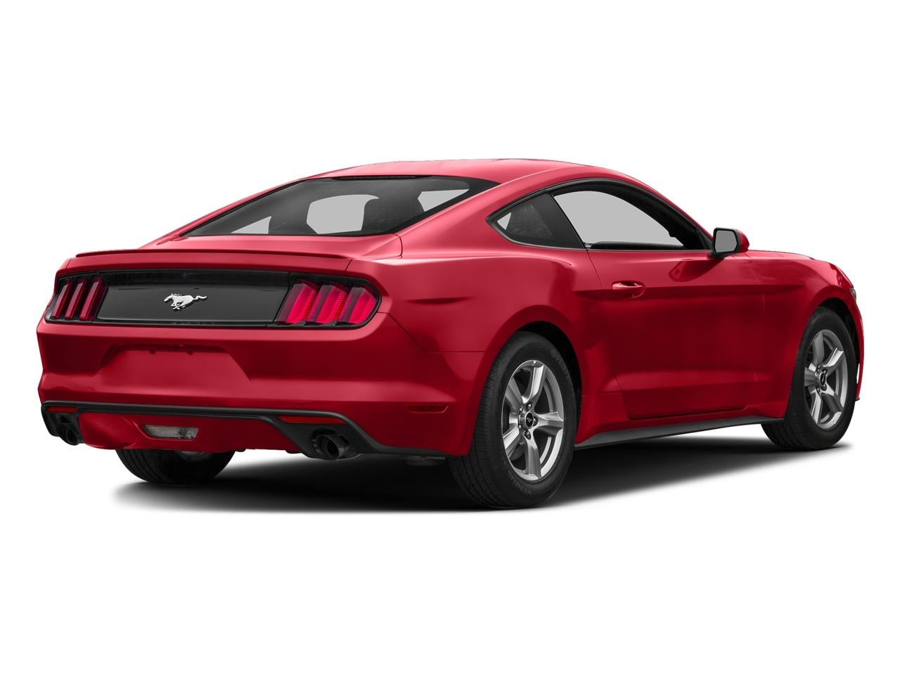 2016 Ford Mustang ECOBOOST 2dr Car Slide