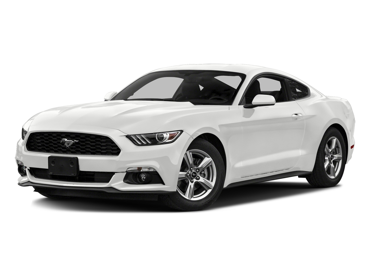 Oxford White 2016 Ford Mustang V6 2dr Car Winston-Salem NC