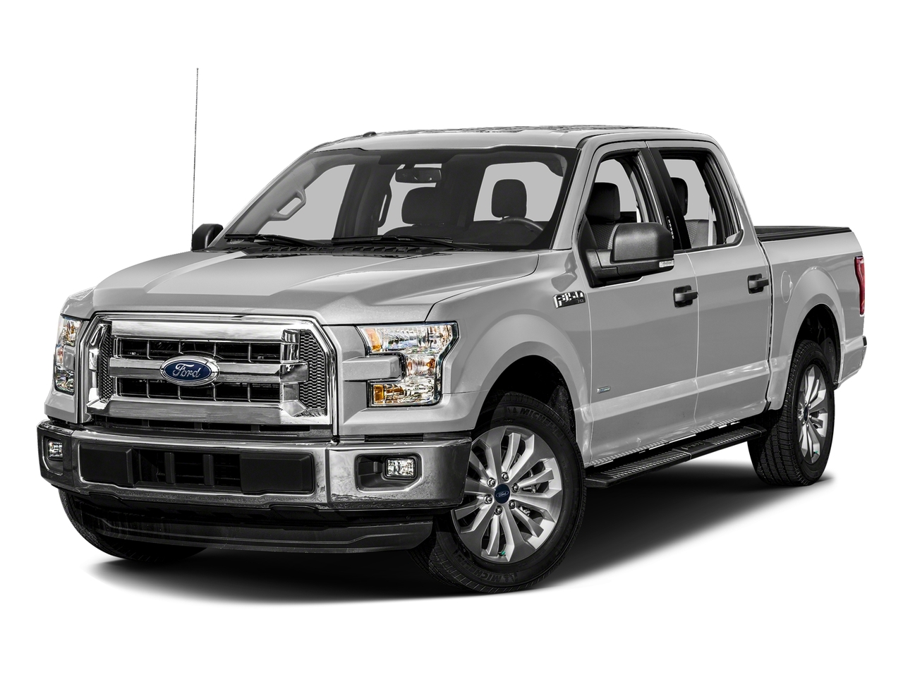 "2016 Ford F-150 4WD SUPERCREW 145"" XLT Crew Cab Pickup Slide"