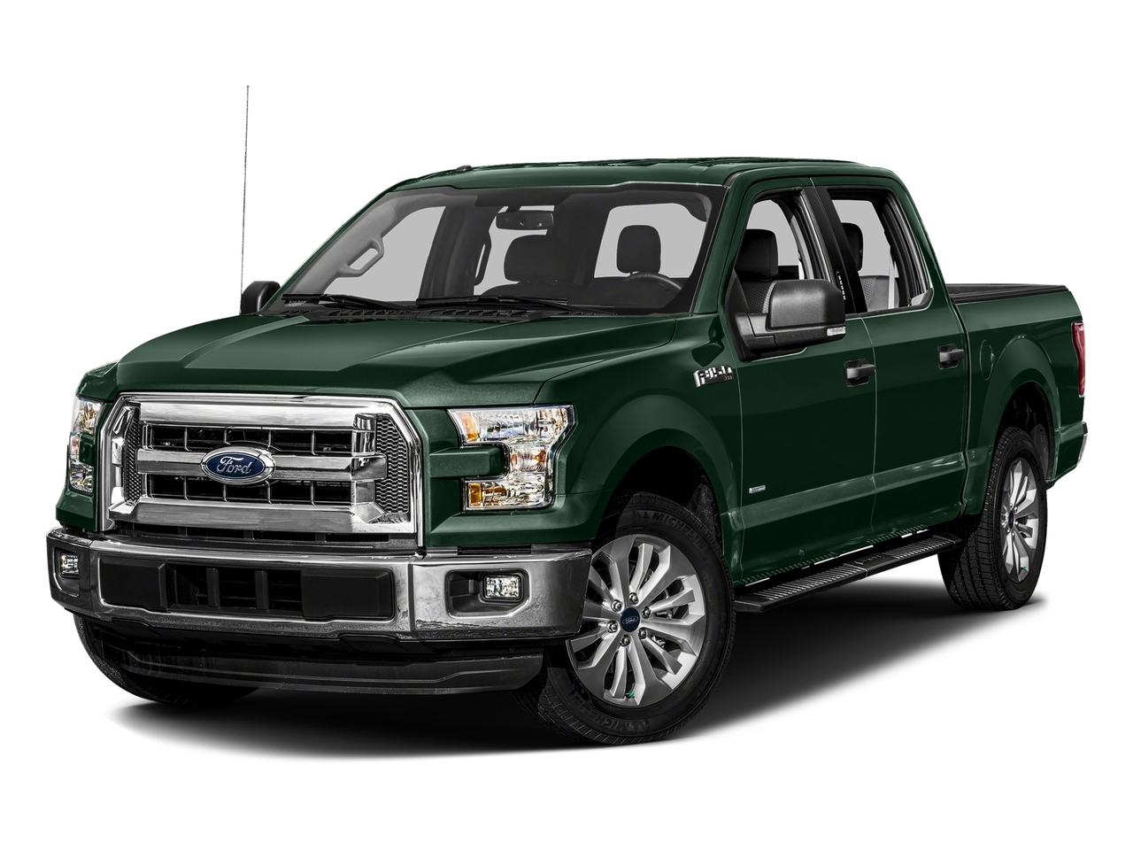 2016 Ford F-150 XLT Crew Cab Pickup Slide