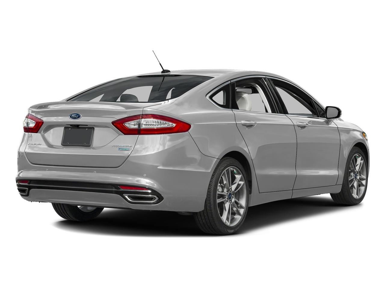 2016 Ford Fusion TITANIUM Hillsborough NC