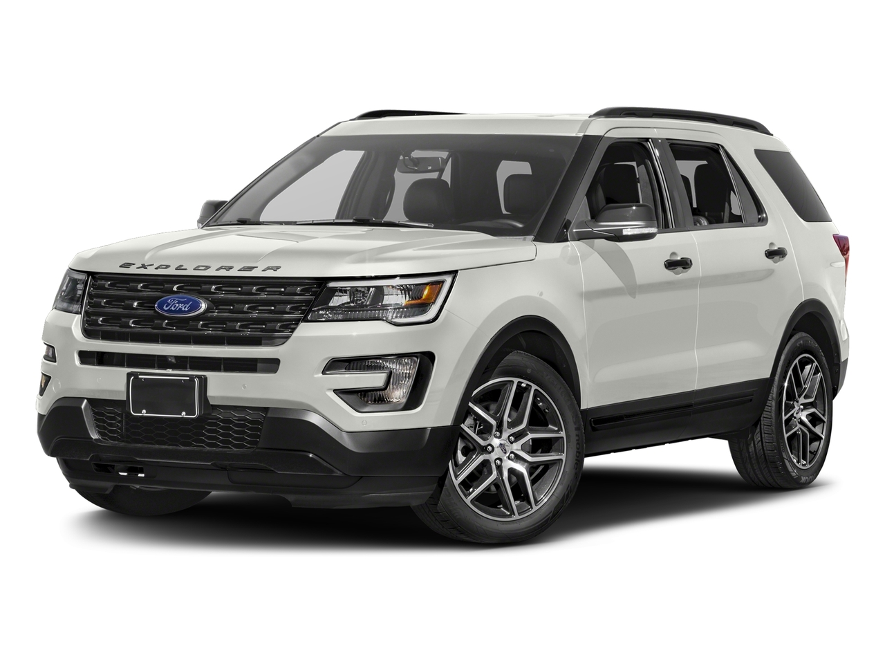 2016 Ford Explorer SPORT SUV Slide