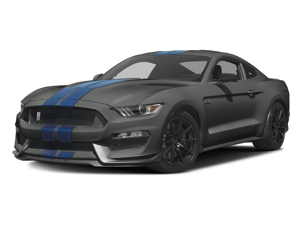 Gray 2016 Ford Mustang 2dr Fastback Shelby GT350 Jacksonville NC