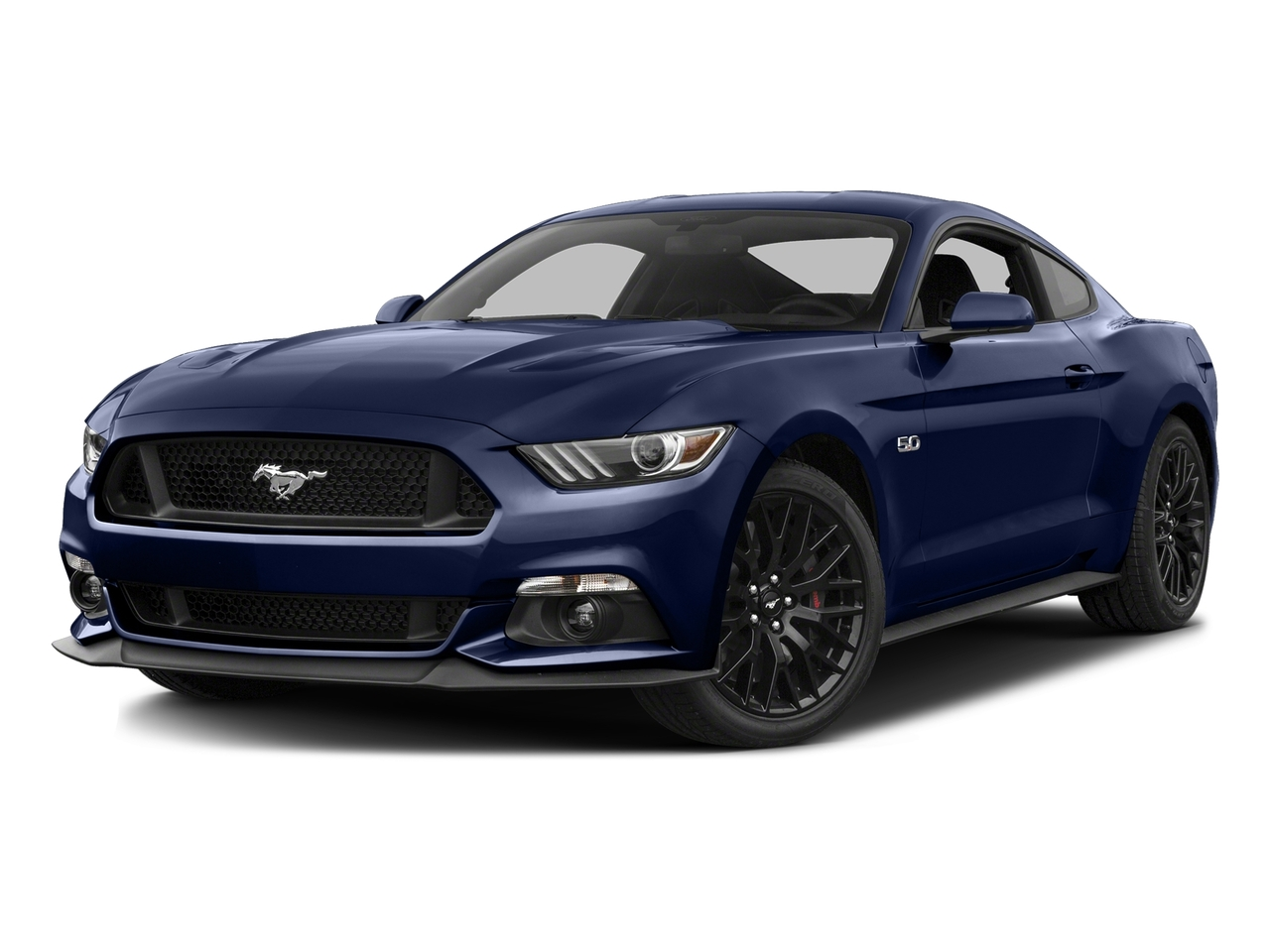 2016 Ford Mustang GT PREMIUM 2dr Car Slide