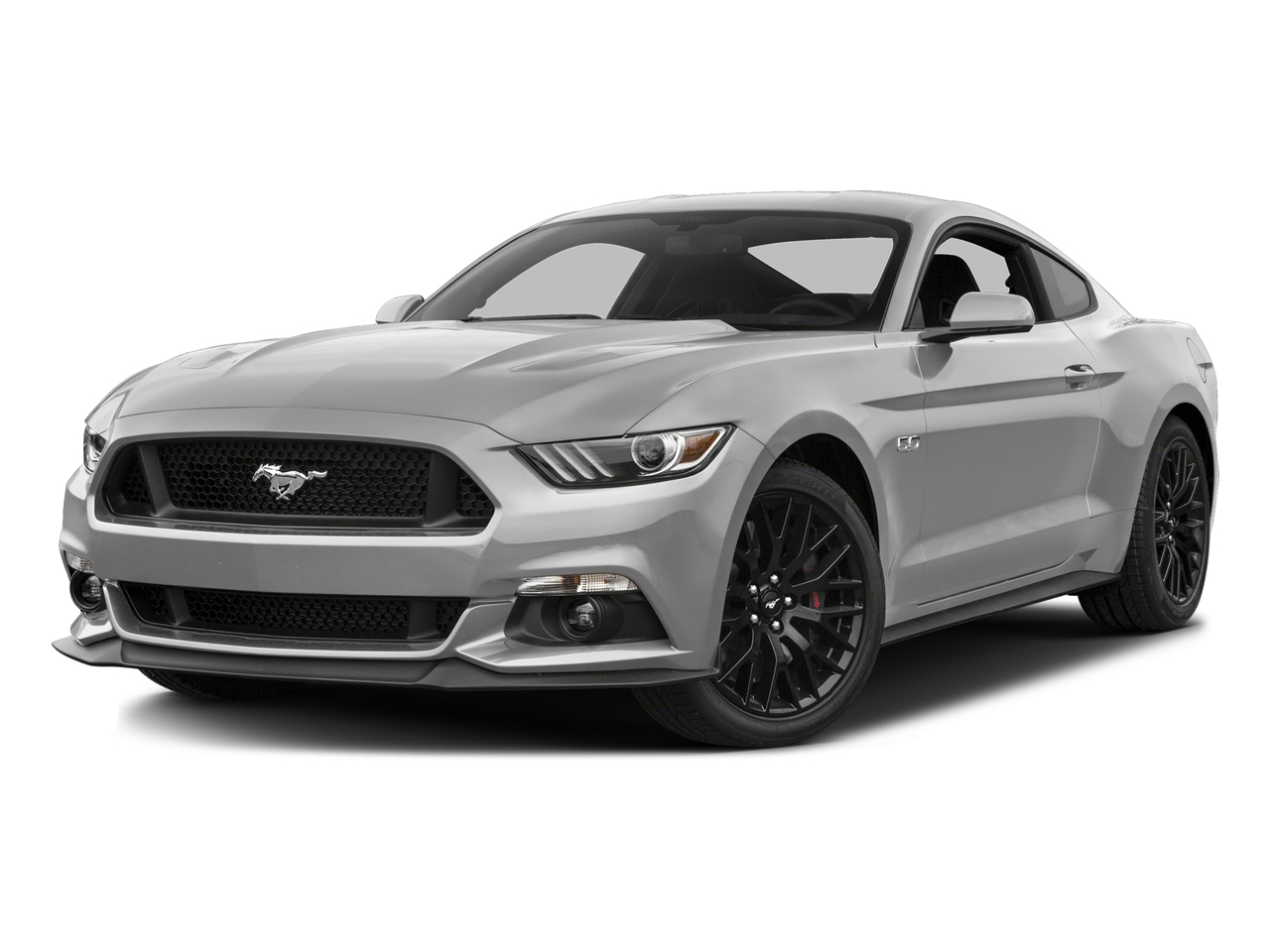 Ingot Silver Metallic 2016 Ford Mustang GT 2D Coupe Raleigh NC