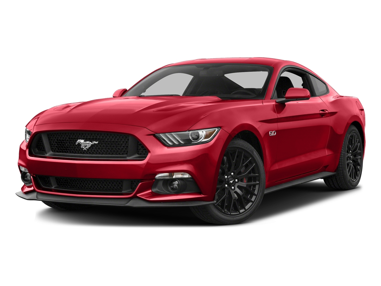 Race Red 2016 Ford Mustang GT PREMIUM 2dr Car Mooresville NC