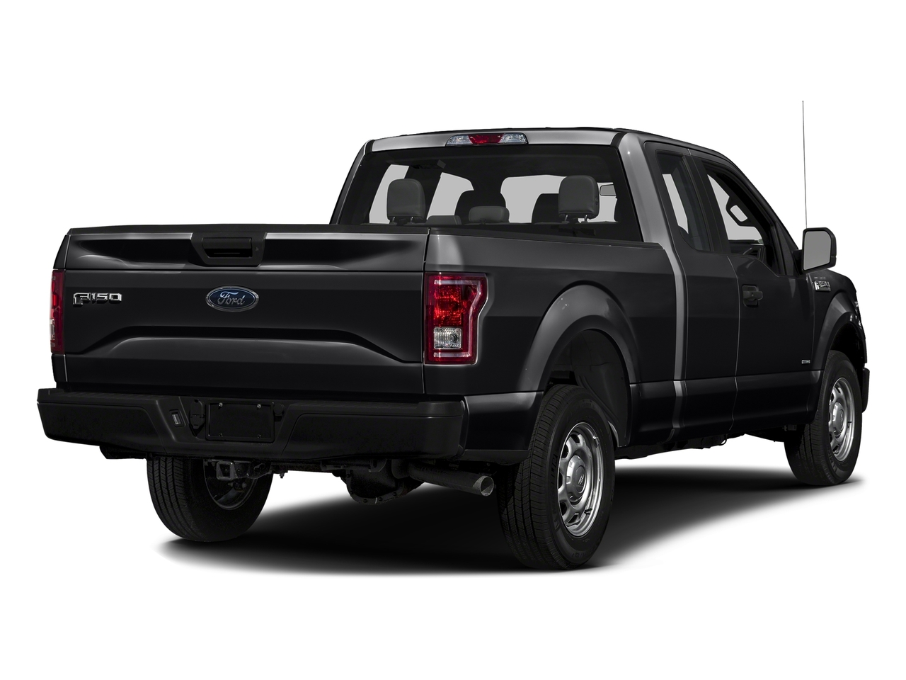 2016 Ford F-150 XL Extended Cab Pickup Slide