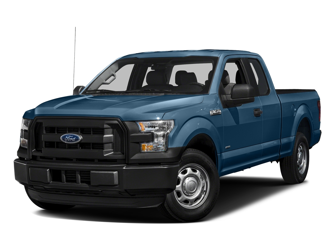 Blue Jeans Metallic 2016 Ford F-150 XL Extended Cab Pickup Durham NC