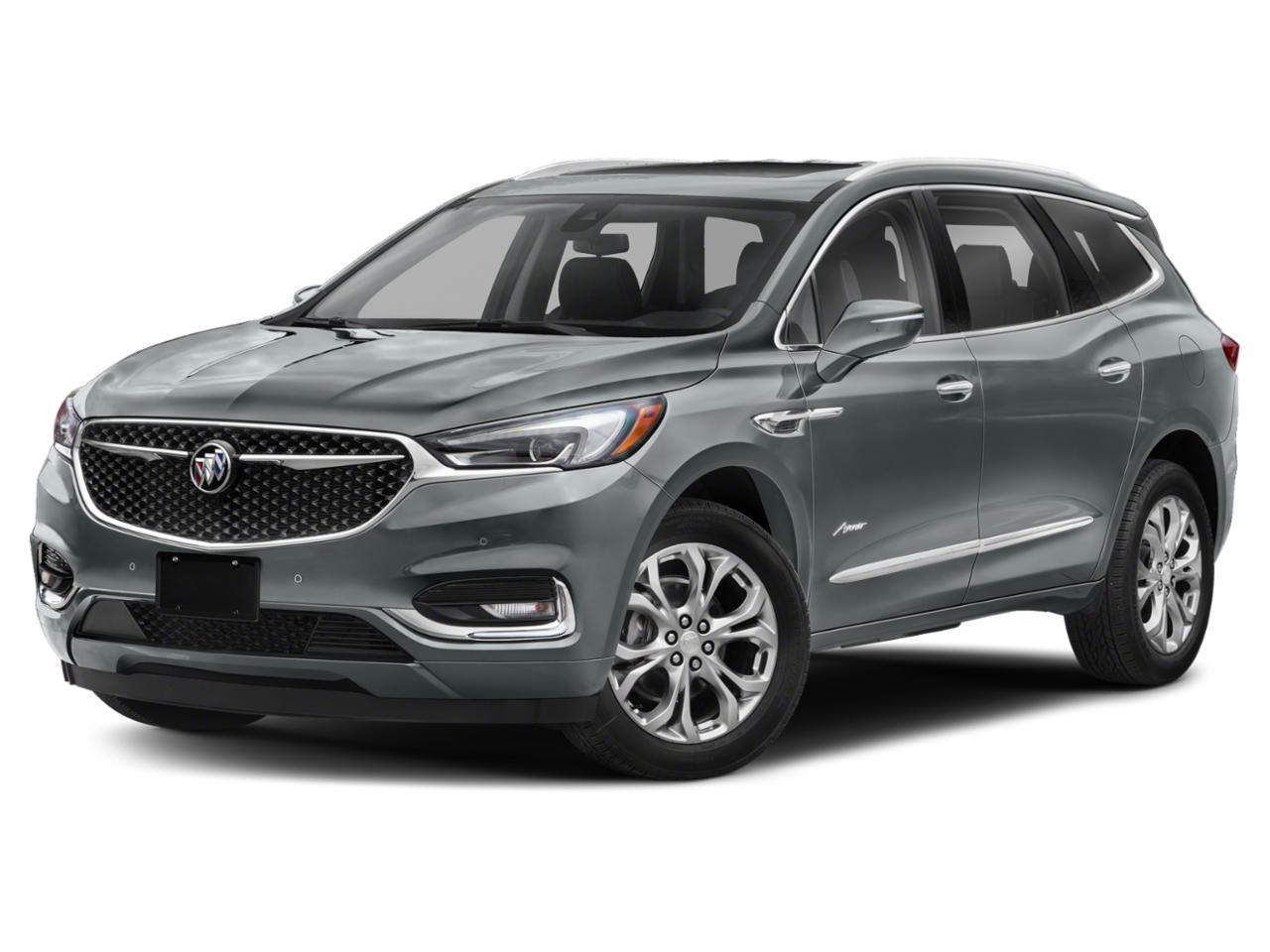 Satin Steel Gray Metallic 2020 Buick Enclave ESSENCE SUV Lexington NC