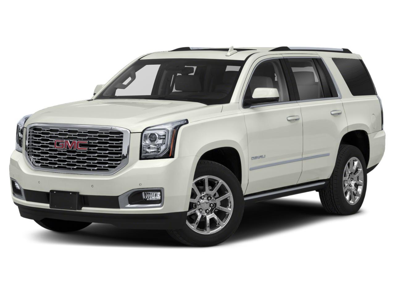White Frost 2019 GMC Yukon DENALI SUV Lexington NC