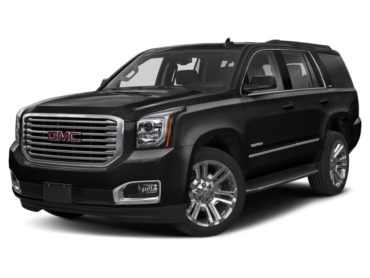 Onyx Black 2019 GMC Yukon SLT SUV Lexington NC