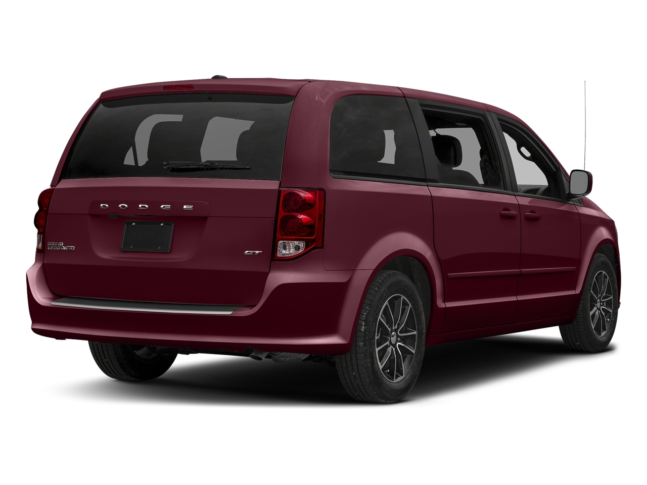 2018 Dodge Grand Caravan GT Minivan Slide