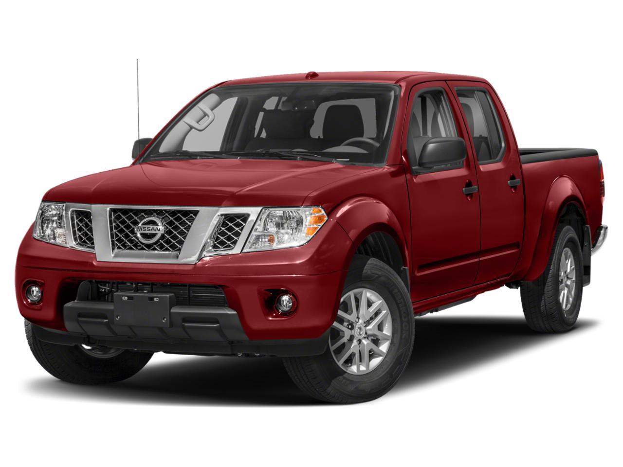 2019 Nissan Frontier CREW CAB 4X4 SV AUTO *LTD AVAIL* Crew Cab Pickup Slide