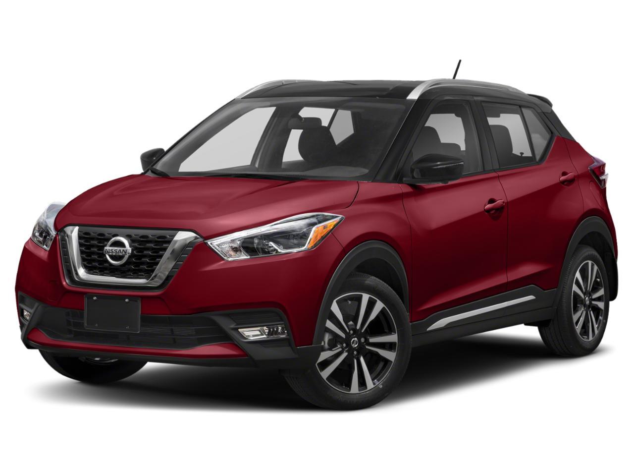 2019 Nissan Kicks SR SUV Slide