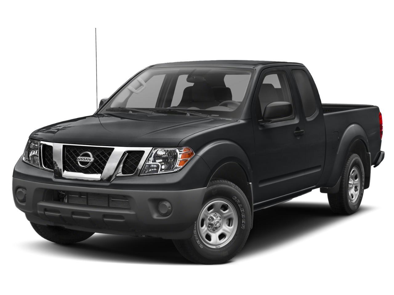 2019 Nissan Frontier SV Extended Cab Pickup Slide