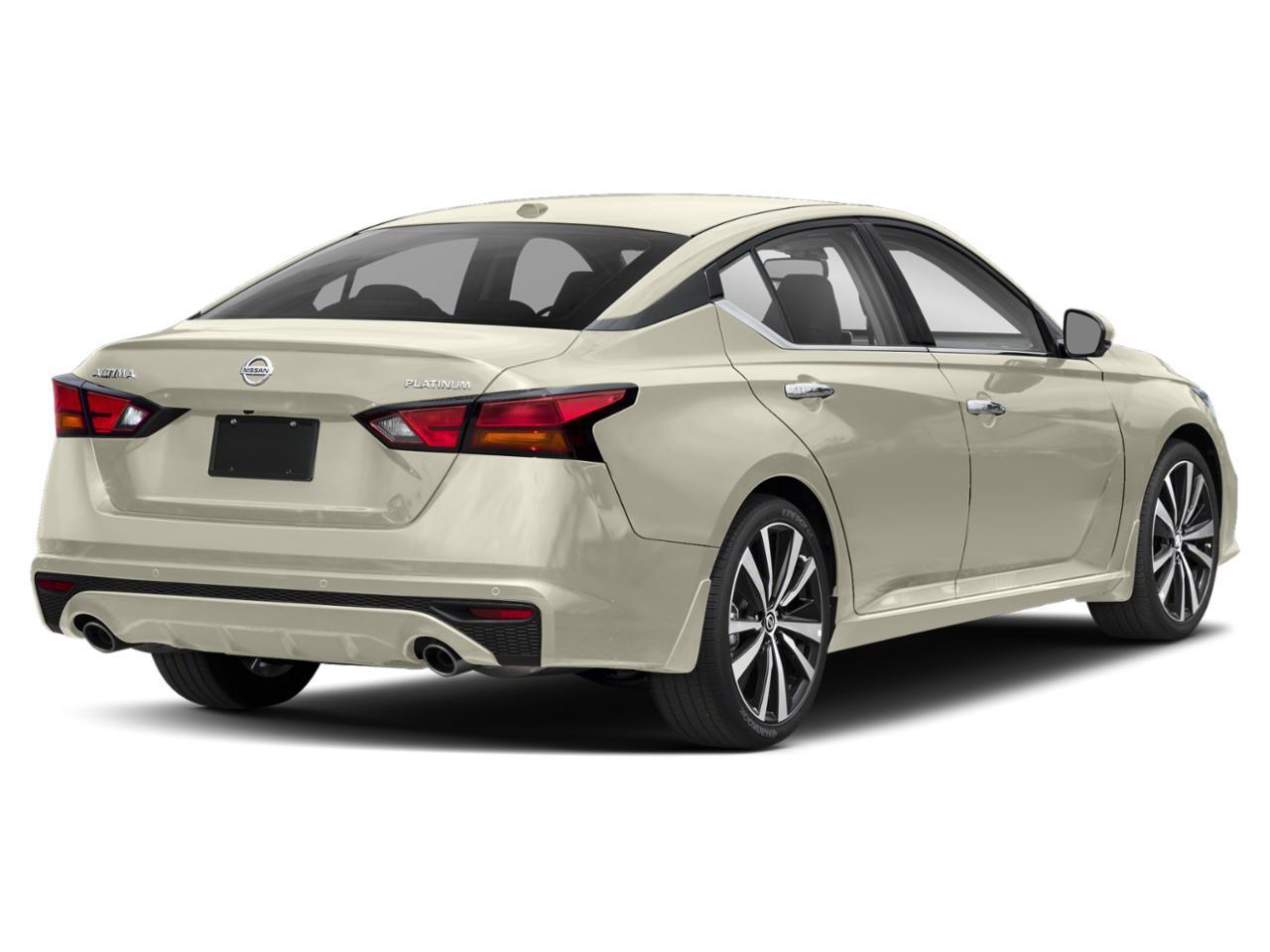 2019 Nissan Altima 2.5 SV 4dr Car Slide
