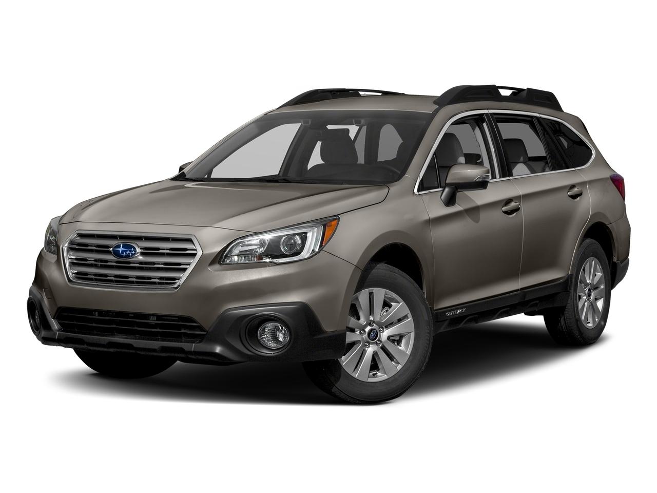 2017 Subaru Outback 2.5I SUV Slide