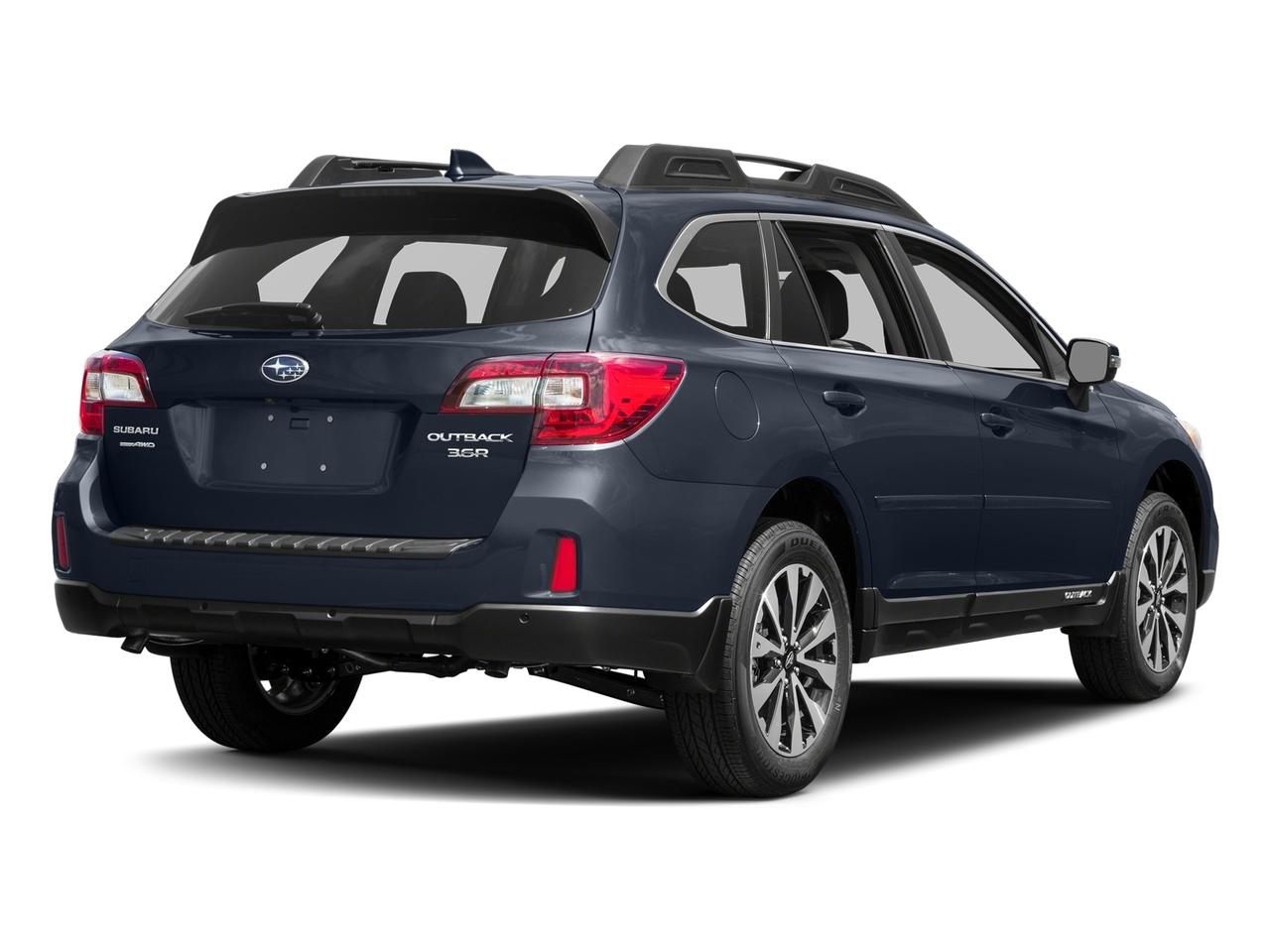 2017 Subaru Outback 3.6R SUV Slide