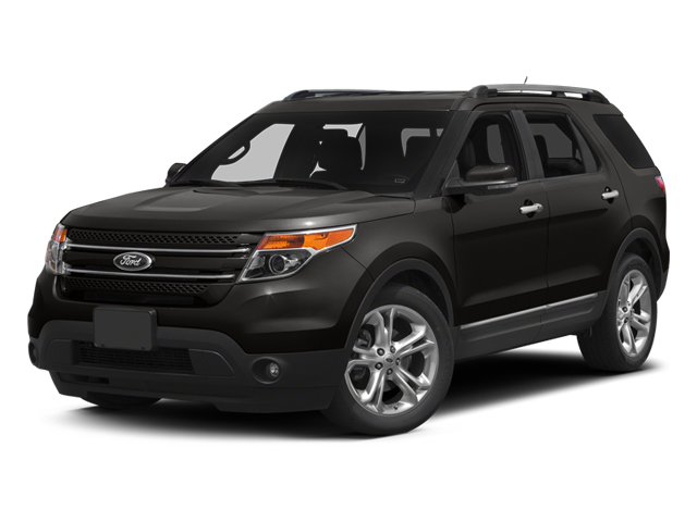 2013 Ford Explorer LIMITED 4D Sport Utility Raleigh NC