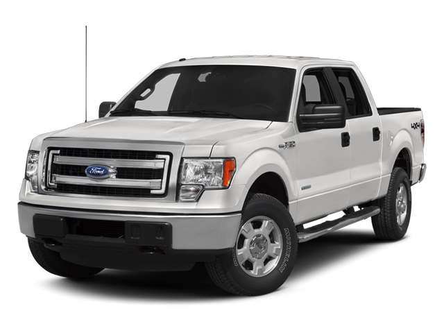 2013 Ford F-150 XLT Crew Cab Pickup Slide