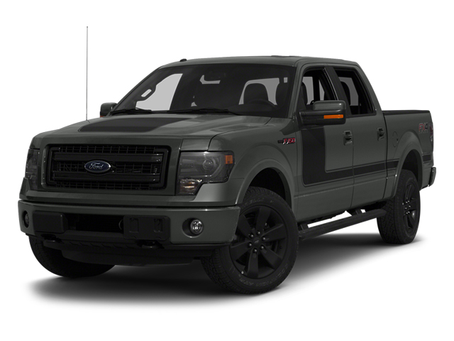 Sterling Gray Metallic 2013 Ford F-150 FX4 Crew Cab Pickup Winston-Salem NC