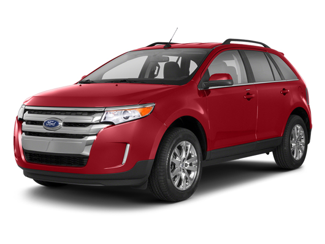 Ruby Red Metallic Tinted Clearcoat 2013 Ford Edge SEL Station Wagon Winston-Salem NC
