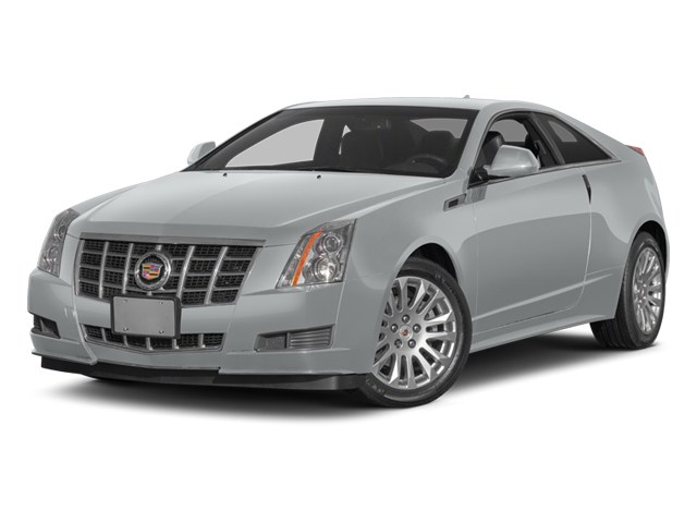 2013 Cadillac CTS PERFORMANCE 2dr Car Slide 0