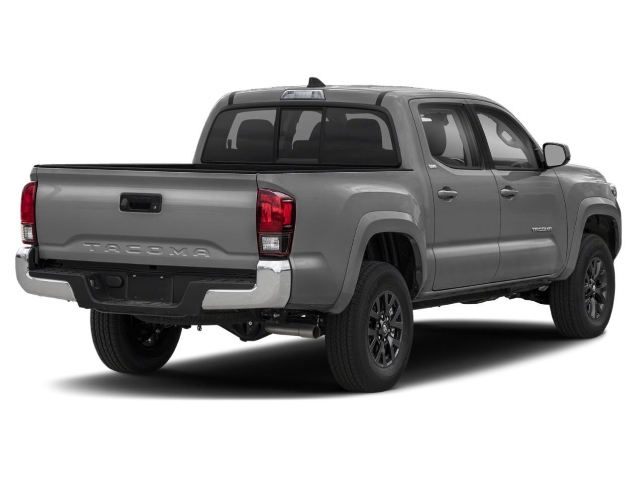 2020 Toyota Tacoma SR Extended Cab Pickup Slide