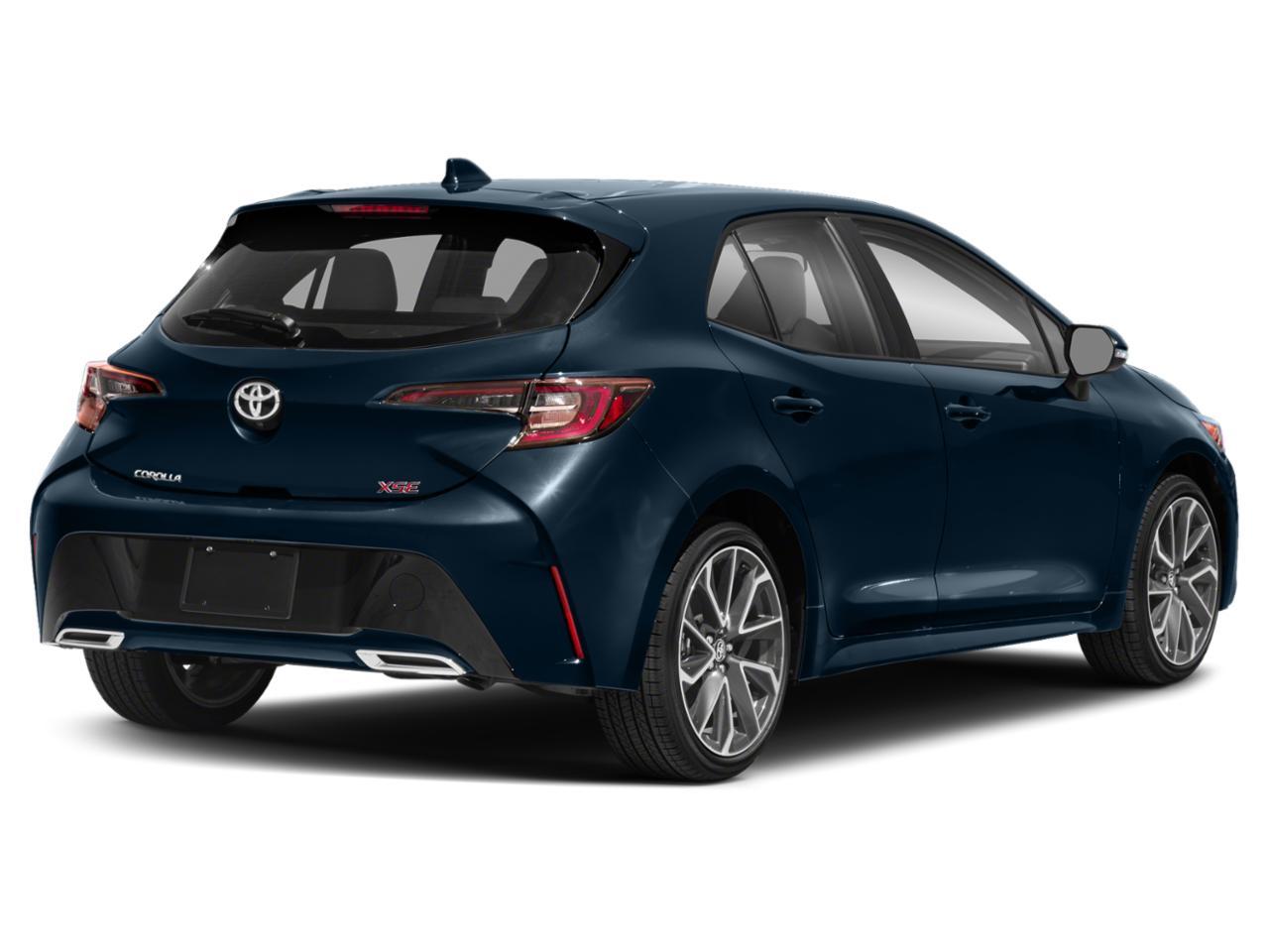 2020 Toyota Corolla Hatchback XSE Hatchback Slide