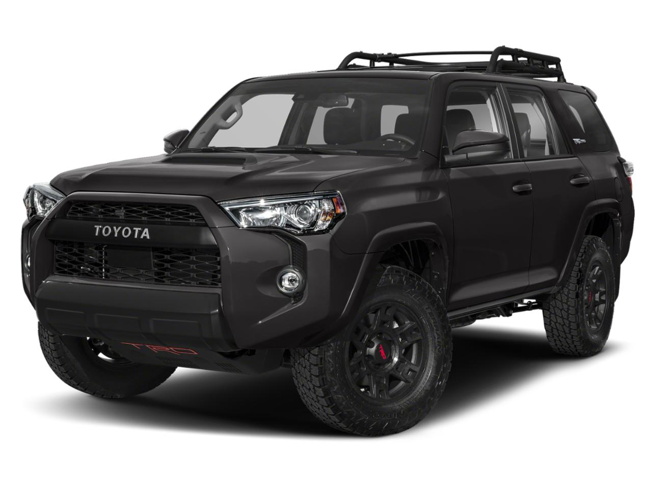 2020 Toyota 4Runner TRD PRO SUV Slide