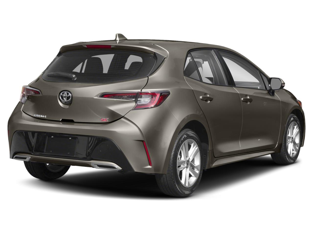 2020 Toyota Corolla Hatchback SE Hatchback Slide
