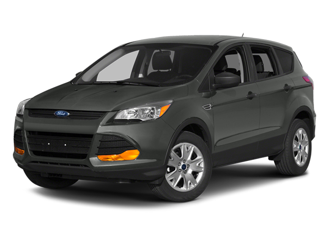 Sterling Gray Metallic 2014 Ford Escape TITANIUM SUV Mooresville NC