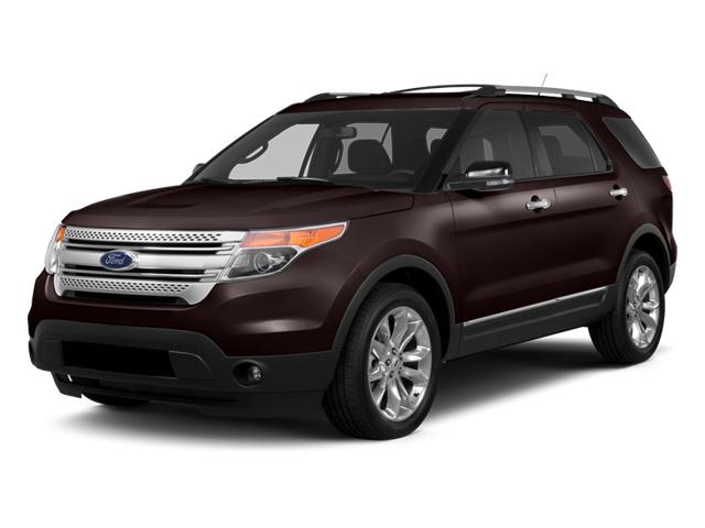 2014 Ford Explorer XLT 4D Sport Utility Raleigh NC