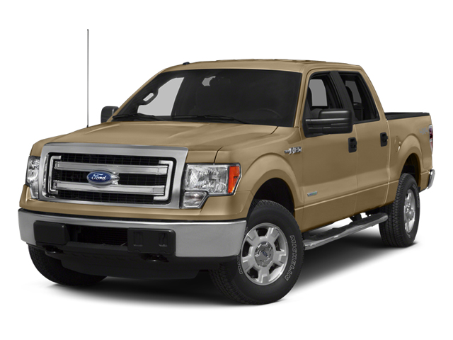 Pale Adobe 2014 Ford F-150 LARIAT Crew Cab Pickup Mooresville NC