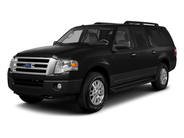 Black 2014 Ford Expedition EL  SUV Durham NC